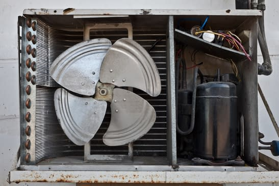 replacing an old air conditioner